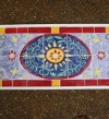Painted-tile-tray